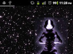 Spirit Aang Live Wallpaper 1.02 Screenshot
