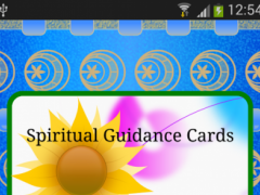Spiritual Guidance Cards 2.0 Screenshot