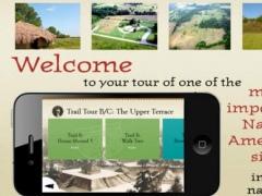 Spiro Mounds Site Tour 1.1 Screenshot