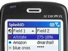 SplashID Password Manager 3.32 Screenshot
