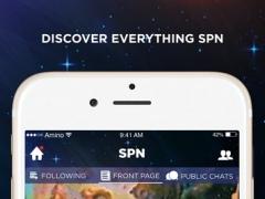 SPN Creation Con Amino Official 1.6.16 Screenshot