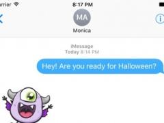 Spooky - Halloween Stickers 1.0 Screenshot