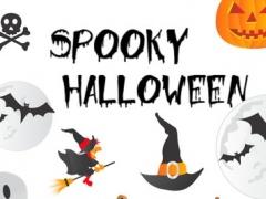 Spooky Halloween Stickers Pack 1.0 Screenshot