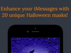 Spooky Masks - Halloween Stickers For Your Photos! 1.0 Screenshot