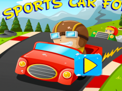 Sport Car For Kids 1.0 Screenshot