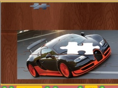 Sport Car Jigsaw Puzzle 1.0 Screenshot