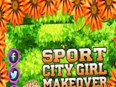 Sport City Girl Makeover 1.0 Screenshot