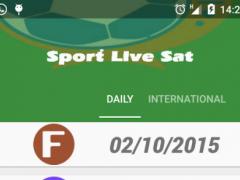 Sport Live Sat 5.2.0 Screenshot