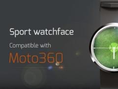 Sport Watchface 1.4 Screenshot