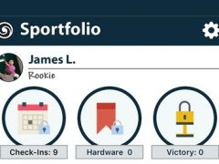 Sportfolio Mobile 1.0.3 Screenshot