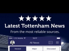 Sportfusion - Tottenham Hotspur FC News Edition - Live Scores, Transfers & Rumours 3.6.2 Screenshot