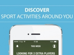 Sporting Around - Join sport activities nearby and find sport partners in Paris, San Francisco, London, NYC, TLV 1.0.6 Screenshot