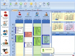 Sports and Fitness Manager for Workgroup 3.0 Screenshot