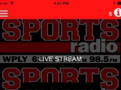 Sports Radio - WPLY 7.0.0 Screenshot