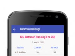 Sports Rankings 1.0.1 Screenshot