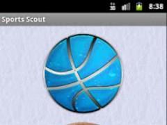 Sports Scout 1.0 Screenshot