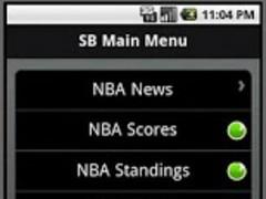 SportsBlazer NBA 1.0 Screenshot