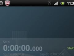 SportsTimer 2.01 Screenshot