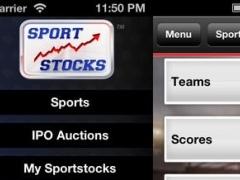 SportStocks 1.3 Screenshot