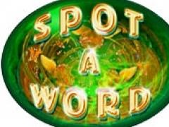 Spot a Word 1.0 Screenshot