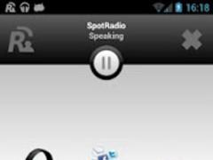SpotRadio 1.2.4 Screenshot