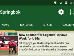 Springbok 2.0.2 Screenshot