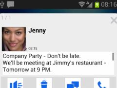 Sprint Messenger Legacy 1.4.62 Screenshot