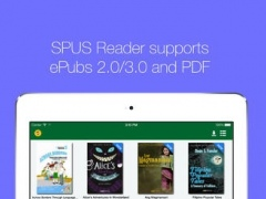 SPUS EReader 3.3.2 Screenshot