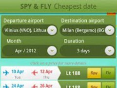 Spy & Fly - lowest prices 2.2 Screenshot
