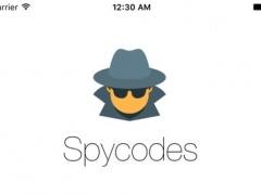 Spycodes 1.0 Screenshot