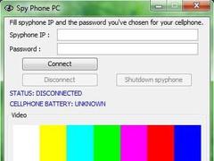 SpyPhonePC  Screenshot