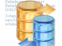SQL Schema Sync API 1.0.0.0 Screenshot