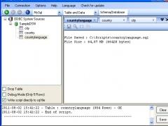SQL Script Builder 2.1.0.47 Screenshot