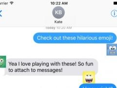 Square Emoji Stickers 1.0 Screenshot