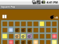 Square Pop 1.6 Screenshot