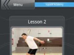 Squash Academy 1.0 Screenshot