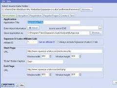 Squeeze U Lator List Building Software 2.2.8 Screenshot