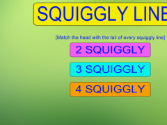 Squiggly Lines 1.0 Screenshot
