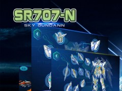 SR707-N: Sky Roller for Gundann Free, Simulator, Endless Shooting 1.0.0 Screenshot