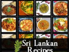 Sri Lankan Recipes 1.1 Screenshot