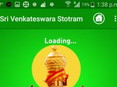 Sri Venkateswara Stotram 1.0 Screenshot