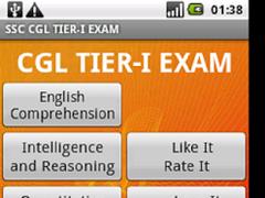 SSC CGL TIER - I EXAM 1.4.8 Screenshot