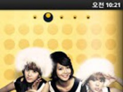 [SSKIN] GirlsGeneration_Retro 2.30 Screenshot