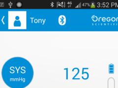 Ssmart Blood Pressure Monitor 1.1 Screenshot