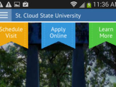 St. Cloud State University 10.0.0.2 Screenshot