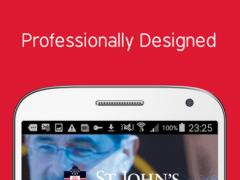 St. John's University 2.2 Screenshot