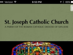 St Joseph, Mountain View CA 7.1.0.0 Screenshot