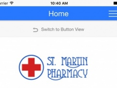 St. Martin Pharmacy 6.2 Screenshot