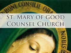 St Mary of Good Counsel 1.0 Screenshot