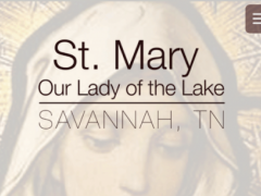St Mary/Our Lady of the Lake 7.1.3.0 Screenshot